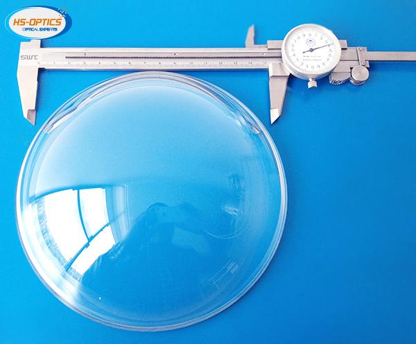 水下摄影机球罩